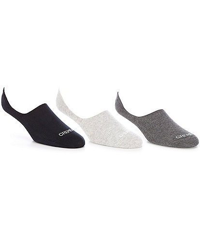 Cremieux Casual Solid Liner Socks 3-Pack