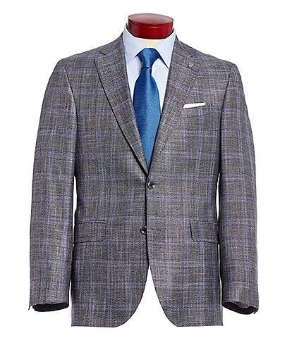 Cremieux Classic Fit Plaid Sportcoat