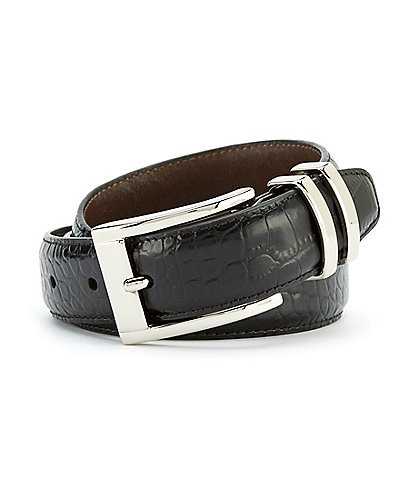 Cremieux Crocodile Belt