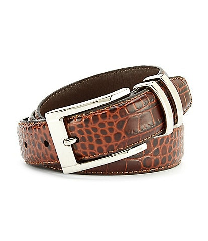 Cremieux Crocodile Belt