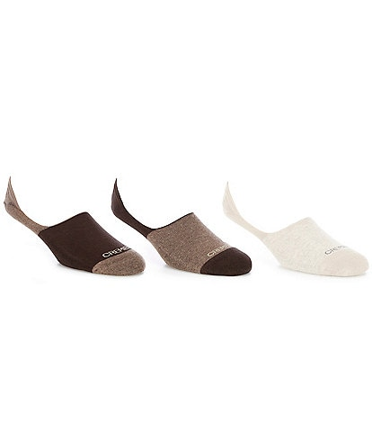 Cremieux Cushioned Liner Socks 3-Pack