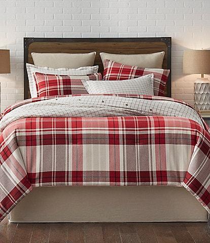 Cremieux Ellington Plaid Comforter Mini Set