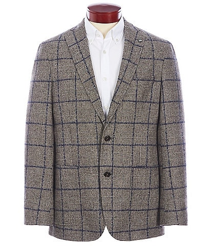 Cremieux Henry Brushed Check Blazer