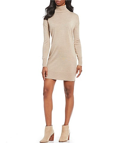Cremieux Izzy Turtleneck Sweater Dress