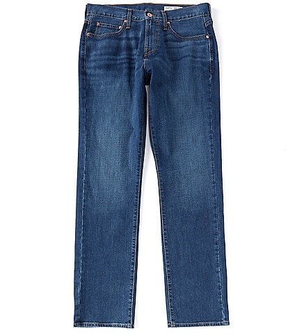 Cremieux Jeans Relaxed Straight-Fit Medium Blue Wash Jeans