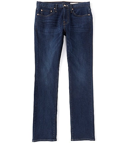 Cremieux Jeans Slim-Fit Dark Blue Wash Stretch Jeans
