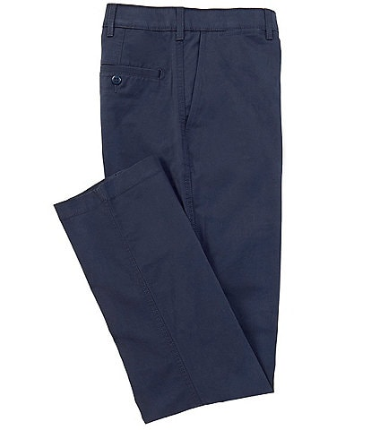 Cremieux Madison Classic-Fit Flat-Front Comfort Stretch Twill Chino Pants