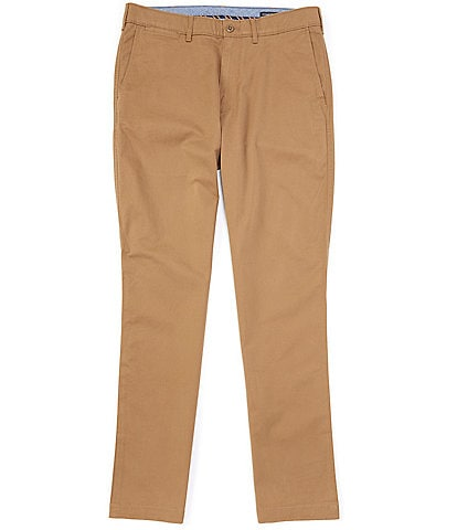 Cremieux Madison Flat-Front Comfort Stretch Twill Chino Pants