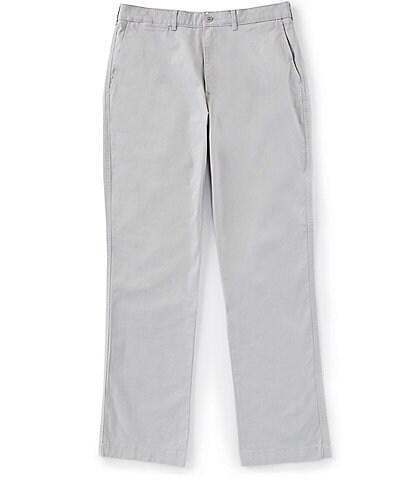 Cremieux Madison Flat-Front Twill Chino Pants