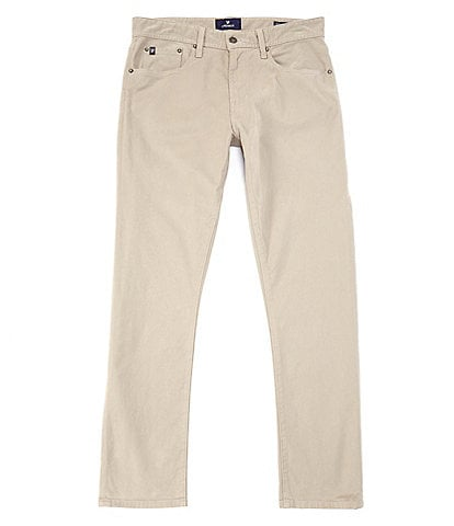 Cremieux Milan Garment-Dyed 5 Pocket Pants