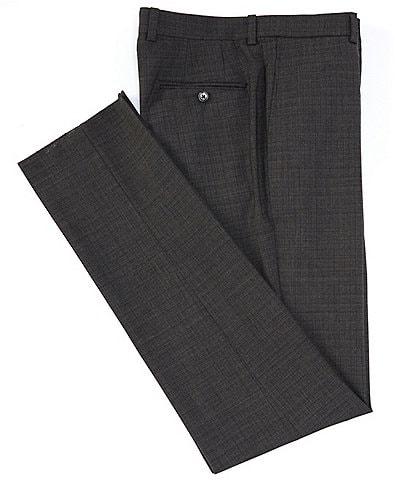 Cremieux Modern Fit Flat Front Travel Smart Dress Pants
