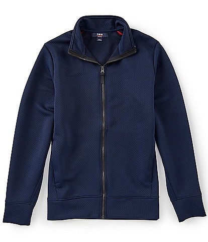 Cremieux Performance Long-Sleeve Full-Zip Jacket