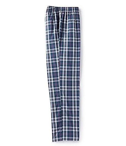 Cremieux Plaid Woven Pajama Pants