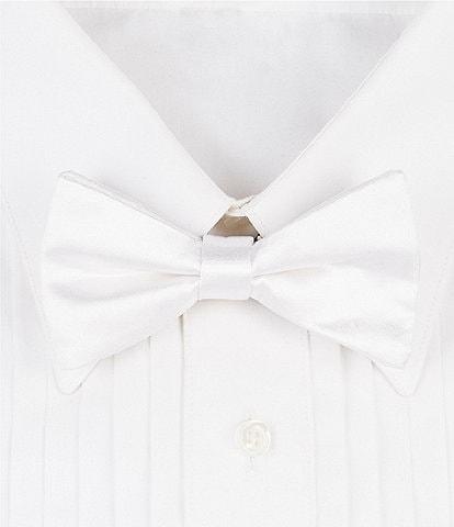 Cremieux Pre-tied Silk Bow Tie