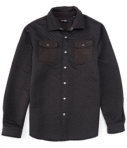 Cremieux Quilted Shirt Jacket