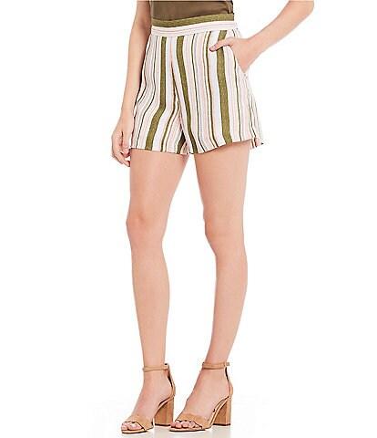 Cremieux Sasha Stripe Short