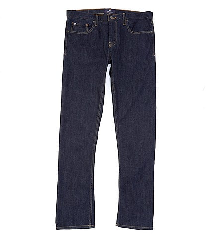 Cremieux Slim-Fit Dark Wash Stretch Jeans