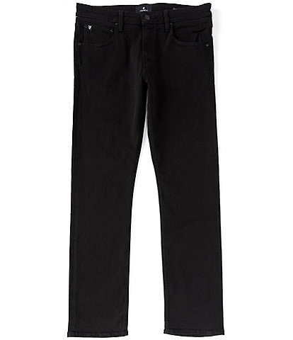 Cremieux Soho Slim-Fit Black Comfort Stretch Jeans