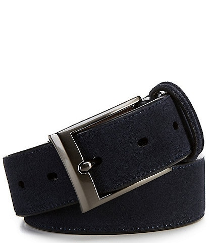 Cremieux Suede Casual Leather Belt