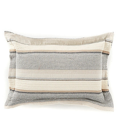 Cremieux Warren Striped Breakfast Pillow