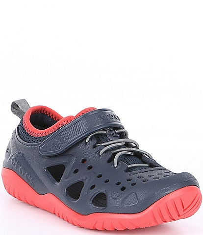 Crocs Boys' Swiftwater Play Shoe