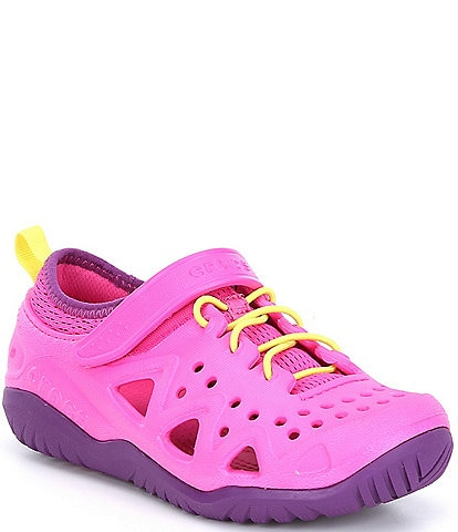 Crocs Girls' Swiftwater Play Shoe