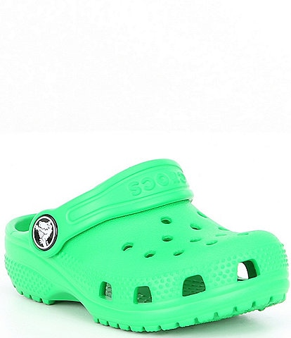 Crocs Kids' Classic Convertible Back Clogs (Infant)