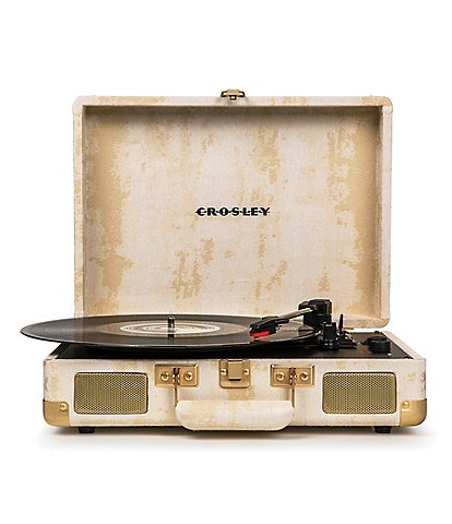 Crosley Burnout Cruiser Deluxe Portable Turntable
