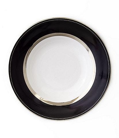 Darbie Angell Black Luxe Round Platter
