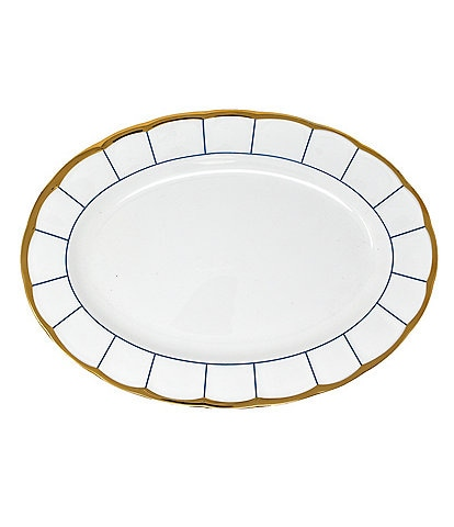 Darbie Angell Sunseeker Oval Serving Platter