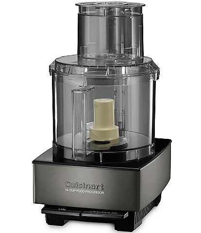 Cuisinart Custom 14-Cup Stainless Food Processor