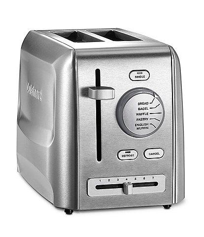 Cuisinart 2-Slice Stainless Steel Toaster