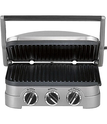 Cuisinart 5-in-1 Electric Gourmet Griddler Grill