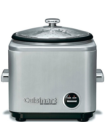 Cuisinart 8-cup Stainless Steel Rice Cooker
