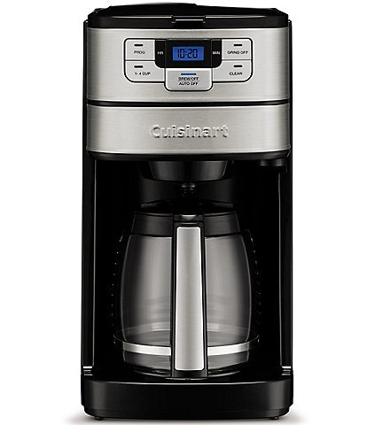 Cuisinart Automatic Grind & Brew 12-Cup Coffeemaker