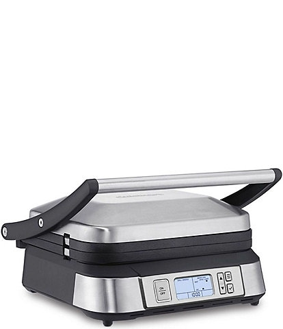 Cuisinart Contact Griddler with Smoke-Less Mode