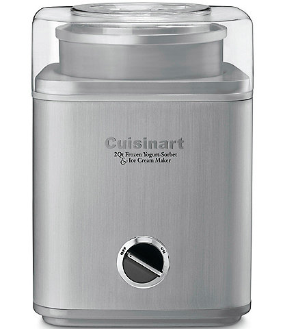 Cuisinart Ice Cream/Yogurt Maker