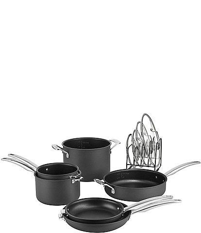 Cuisinart Smart Nest Hard Anodized 11-Piece Cookware Set