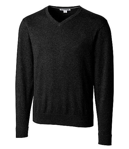 Cutter & Buck Big & Tall Lakemont V-Neck Sweater