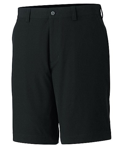 Cutter & Buck Drytec Flat-Front Bainbridge Golf 10#double; Inseam Athletic Shorts