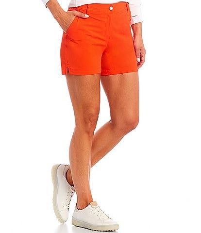 Cutter & Buck Response Moisture Wicking Side Vent 5-Inch Shorts