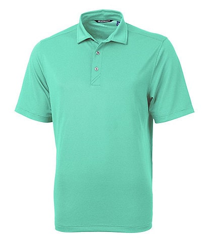 Cutter & Buck Virtue Eco Short-Sleeve Pique Polo Shirt