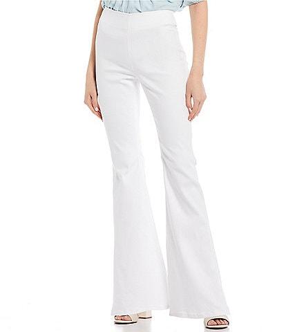 C&V Chelsea & Violet Pull-On Flare Jeans