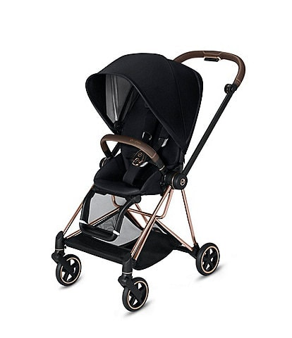 Cybex Rose Gold Mios 2 Compact Stroller
