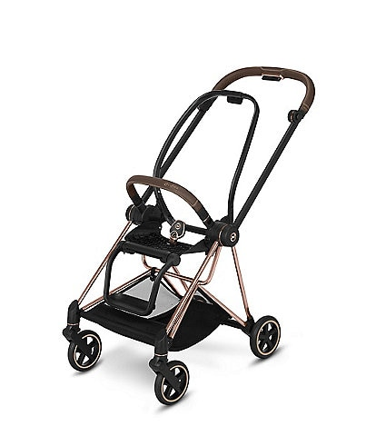 Cybex Spring Blossom Rose Gold Mios Compact Stroller Frame