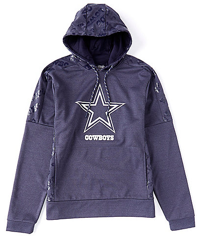 Dallas Cowboys Typhoon Long-Sleeve Hoodie