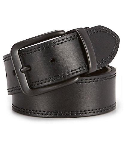 Daniel Cremieux Page Reversible Leather Belt