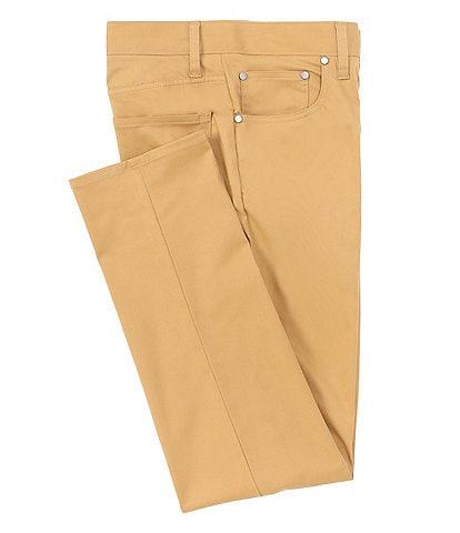 Daniel Cremieux Signature Performance Stretch 5-Pocket Twill Pants