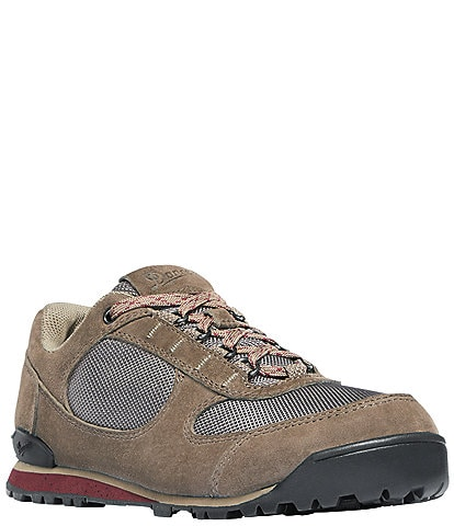 Danner Women's Jag Low Suede Lace-Up Hiking Shoes