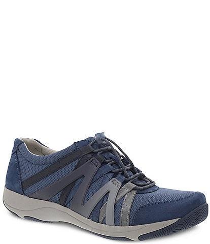 Dansko Henriette Suede Sneakers